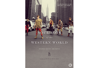 Soul Boys Of The Western World | DVD