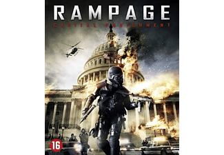 Rampage: Capital Punishment | Blu-ray