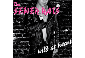 Sewer Rats - Wild At Heart - (Vinyl)