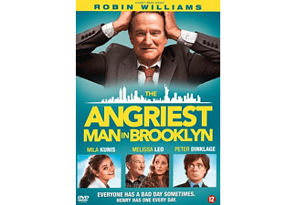 The Angriest Man In Brooklyn | DVD