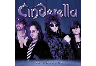 Cinderella - In Concert - (CD)