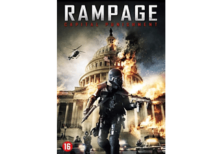 Rampage: Capital Punishment | DVD