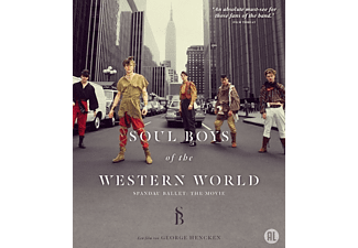 Soul Boys Of The Western World | Blu-ray