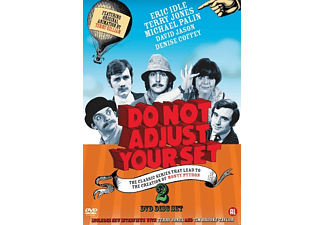 Monty Python: Do Not Adjust Your Set | DVD