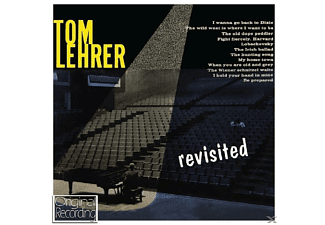 Tom Lehrer - Revisited - (CD)