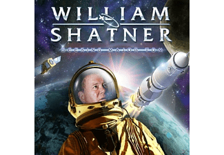 William Shatner - Seeking Major Tom [CD]