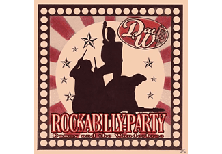 Danny And The Wonderbras - Rockabilly Party - (CD)