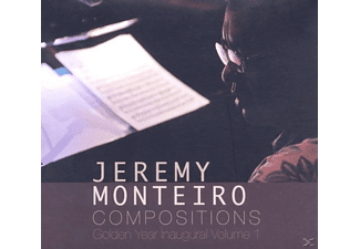 Jeremy Monteiro - Compositions - (CD)