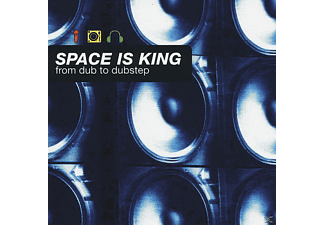VARIOUS - Space Is King-From Dub To Dubstep - (CD)