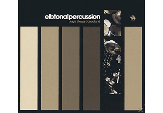 Elbtonalpercussion - Plays Stewart Copeland (The Police) - (CD)