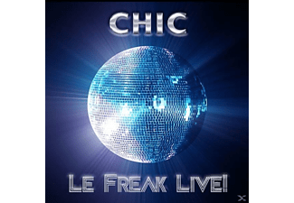 Chic - Le Freak Live [Vinyl]