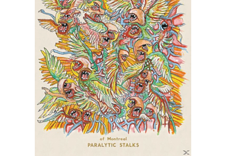 Of Montreal - Paralytic Stalks [CD]