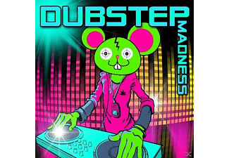 VARIOUS - Dubstep Madness - (CD)