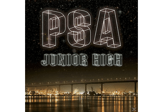 Junior High - Psa - (Vinyl)