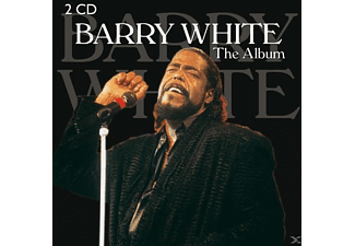 Barry White - The Album - (CD)