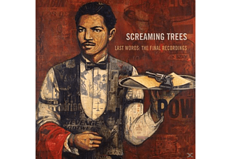 Screaming Trees - Last Words: The Final Recordings - (CD)