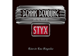 Dennis Deyoung, Styx - Dennis Deyoung And The Music Of Styx Live In Los Angeles [CD + DVD Video]