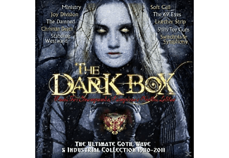 VARIOUS - Dark Box-Ultimate Goth,Wave & Industrial - (CD)