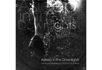 Hammock - Asleep In The Downlights - (CD)
