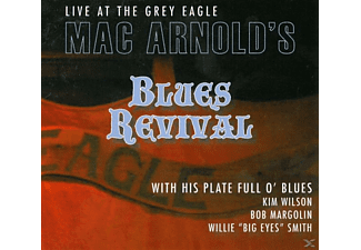 Mac Arnold - Live At The Grey Eagle: Mac Arnold's Blues Revival [CD]