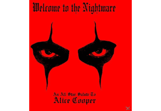 VARIOUS, Various (alice Cooper Tribute) - Welcome To The Nightmare - (CD)