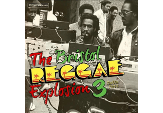 VARIOUS - The Bristol Reggae Explosion 3-The 1980s Part Ii [Vinyl]