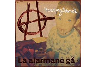 Honningbarna - La Alarmane Ga [CD]