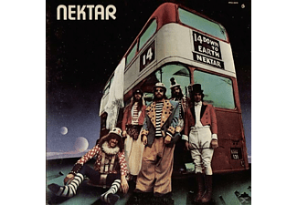 Nektar - Down To Earth - (Vinyl)