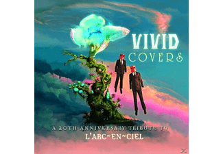 VARIOUS - Vivid Covers - (CD)