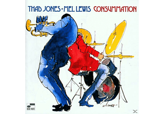 Thad Jones, Jones,Thad/Lewis,Mel - CONSUMMATION - (CD)