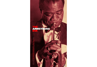 Louis Armstrong - The Armstrong Box - (CD + DVD Video)