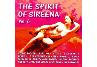 VARIOUS - Spirit Of Sireena Vol.6 - (CD)