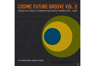 VARIOUS - Cosmic Future Groove Vol.2 - (Vinyl)
