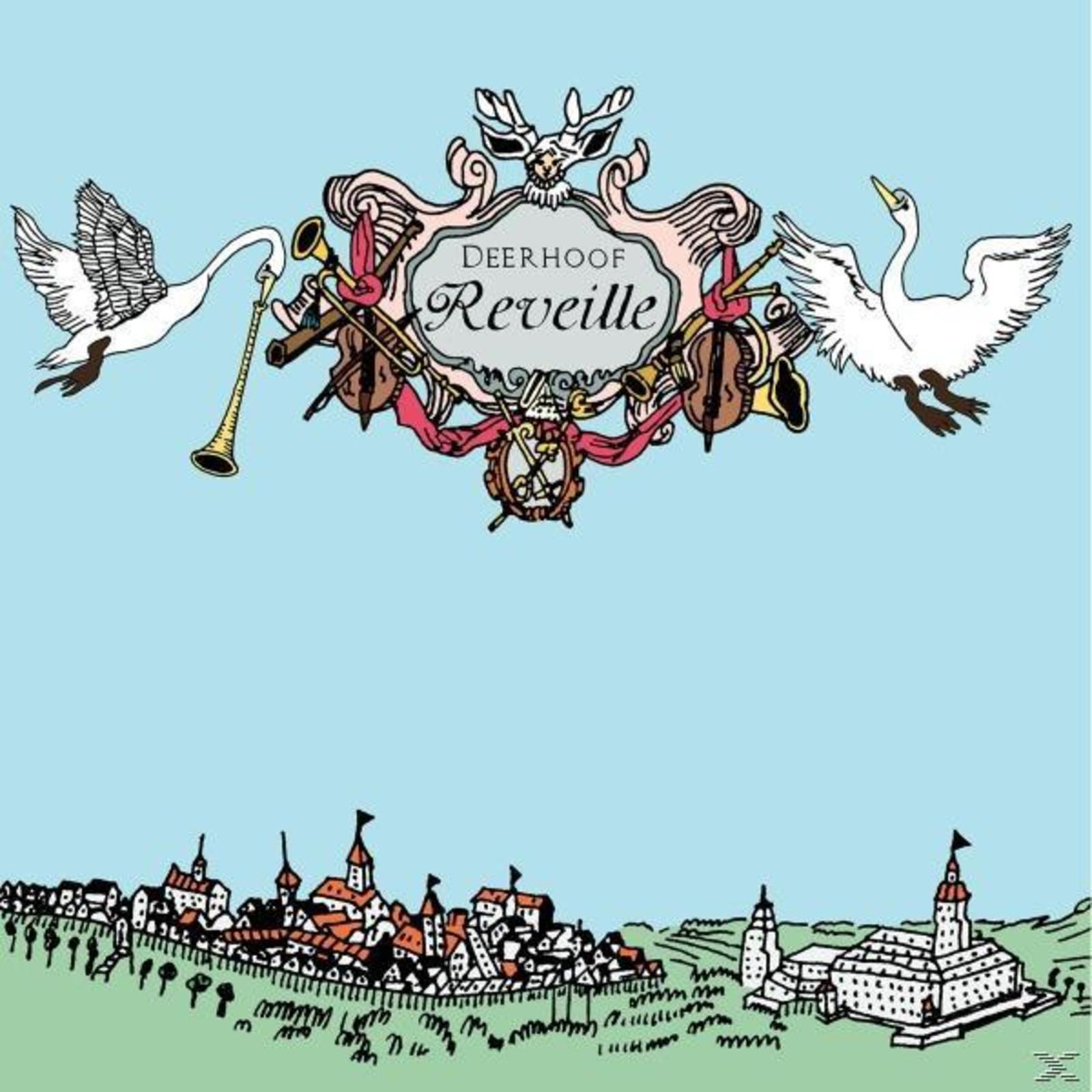 Deerhoof - Reveille - (Vinyl)