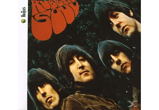 The Beatles - Rubber Soul - Remastered (CD)