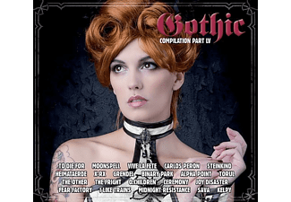 VARIOUS - Gothic Compilation 55 [CD]