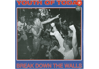 Youth Of Today - Break Down The Walls - (Vinyl)