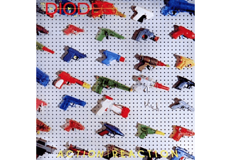 The Diodes - Action/Reaction - (CD)