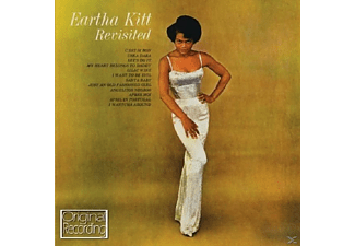 Eartha Kitt - Revisited - (CD)