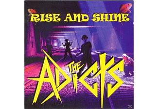 The Adicts - Rise And Shine - (CD)