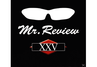 MR.REVIEW - Xxv - (CD)