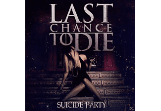 Last Chance To Die - Suicide Party - (CD)