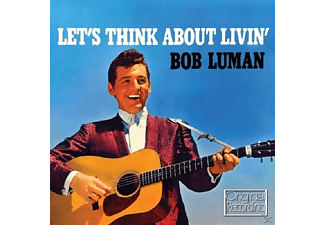 Bob Luman - Let's Think About Living - (CD)