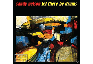 Sy Nelson - Let There Be Drums - (CD)