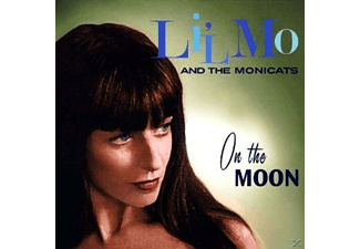 Lil' Mo & The Monicats - On The Moon - (CD)