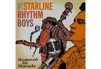 Starline Rhythm Boys - Masquerade For Heartache-Live - (CD)