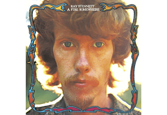 Ray Stinnett - A Fire Somewhere - (Vinyl)