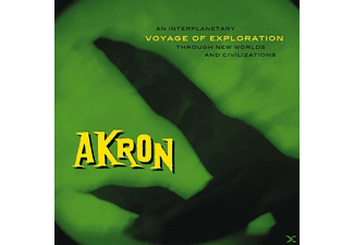 Akron - Voyage Of Exploration - (Vinyl)