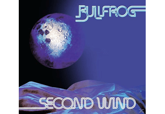 Bullfrog - Second Wind [CD]