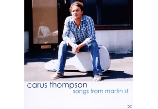 Carus Thompson - Songs From Martin St - (CD)